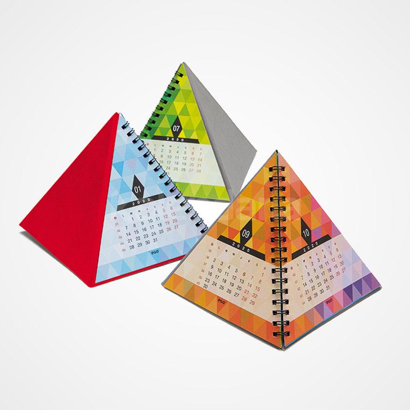 calendar birou piramida ego